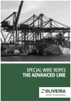 Oliveira staalkabel, special Wire ropes
