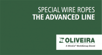 Oliveira catalogus special Wire ropes